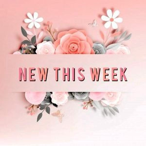 New This Week Items Posted This Week